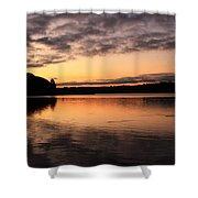 Sorbet Skies Shower Curtain