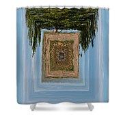 Sorbus Square Shower Curtain