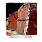 Souk In Marrakesh 06 Shower Curtain