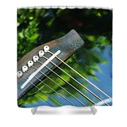 Sound Of Nature Shower Curtain
