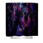 Sounds Of A Tear Shower Curtain