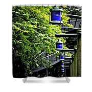 South Cove Battery Park Shower Curtain