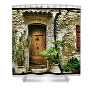 South Of France 1 Shower Curtain