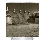 Southampton Potato Barn Shower Curtain