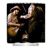 Southern Jam By The Cdb Shower Curtain