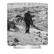 Southpole-antarctica-photos-4 Shower Curtain