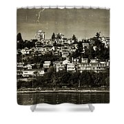Souvenirs White Rock Bc Shower Curtain