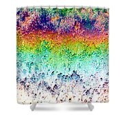 Spectrum Shower Curtain
