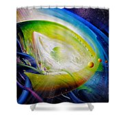 Sphere Qf70 Shower Curtain