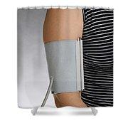 Sphygmomanometer Shower Curtain