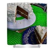Spice Cake 02 Shower Curtain