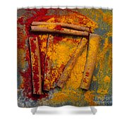 Spices Shower Curtain
