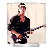 Spirit At The Gorge 11a Shower Curtain
