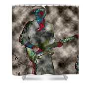 Spirit At The Gorge 12 Shower Curtain