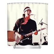 Spirit At The Gorge 13c Shower Curtain
