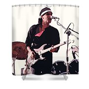 Spirit At The Gorge 14e Shower Curtain