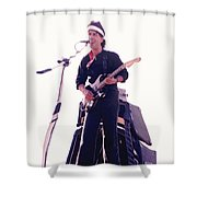 Spirit At The Gorge 16a Shower Curtain