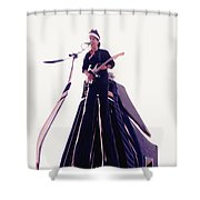 Spirit At The Gorge 16f Shower Curtain