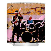 Spirit At The Gorge 29a Shower Curtain