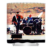 Spirit At The Gorge 36a Shower Curtain