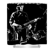 Spirit At The Gorge 5a Shower Curtain
