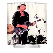 Spirit At The Gorge 6a Shower Curtain