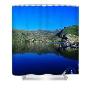 Spirit Lake  Shower Curtain