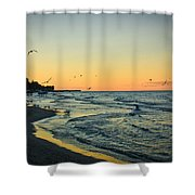 Spirit's Journey Shower Curtain