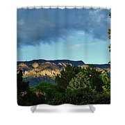 Splendor Of The Mountains Shower Curtain
