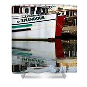 Splendour Shower Curtain by Bob Christopher