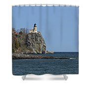 Split Rock Lighthouse 89 Shower Curtain