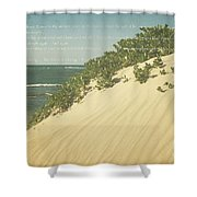 Sprecks - The Dunes Shower Curtain