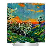 Spring 672101 Shower Curtain