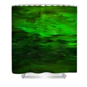 Spring As A New Life Shower Curtain