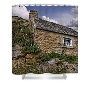 Springtime In Brittany Shower Curtain