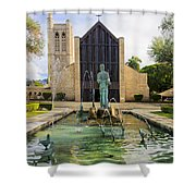 St. Andrews Cathedral Shower Curtain