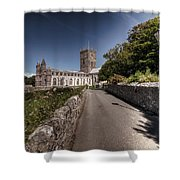 St Davids Cathedral Pembrokeshire 2 Shower Curtain