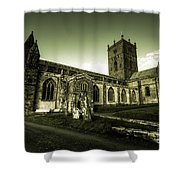 St Davids Cathedral Shower Curtain