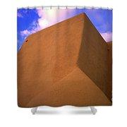 St Franscis De Assisi Shower Curtain