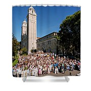 St James Cathedral 2007 Shower Curtain