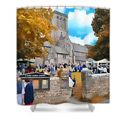 St. James Church Shower Curtain