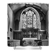 St Lawrence South Cove Shower Curtain