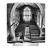 St Margaret Herringfleet Shower Curtain