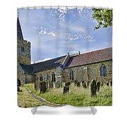 St Mary Lamberhurst Shower Curtain