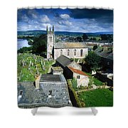 St Marys Cathedral, Co Limerick, Ireland Shower Curtain