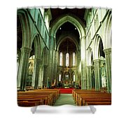 St. Marys Cathedral, Kilkenny City, Co Shower Curtain