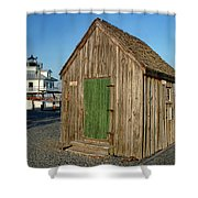St Michaels Maryland Shower Curtain
