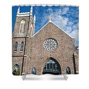 St. Patrick Church Shower Curtain