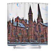 St. Paul S Episcopal Cathedral Shower Curtain