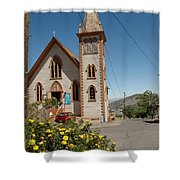 St Pauls  Shower Curtain